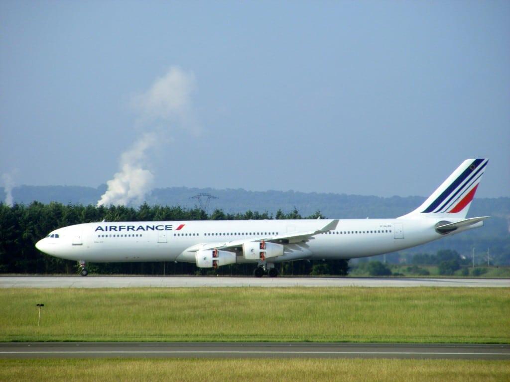 L'Airbus A340
