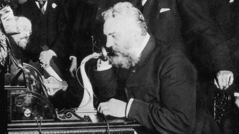 Le téléphone d'Alexander Graham Bell