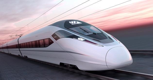 Train à Grande Vitesse : TGV