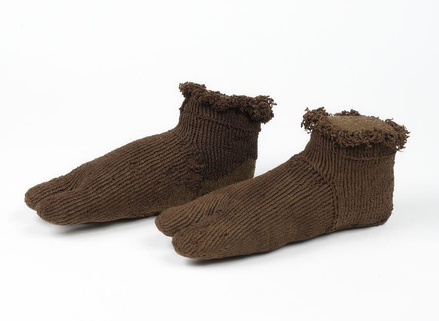 chausettes coptes