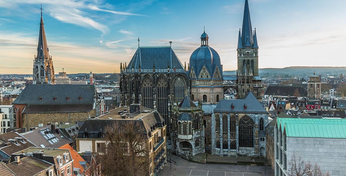 Aix La Chapelle au cœur de l'Europe