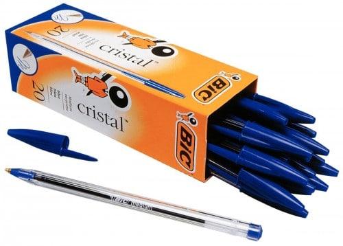 Découvrez l'histoire du stylo Bic