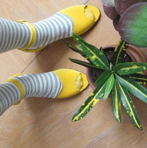 Les chaussettes