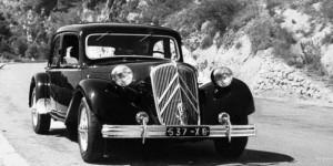 histoire de la voiture