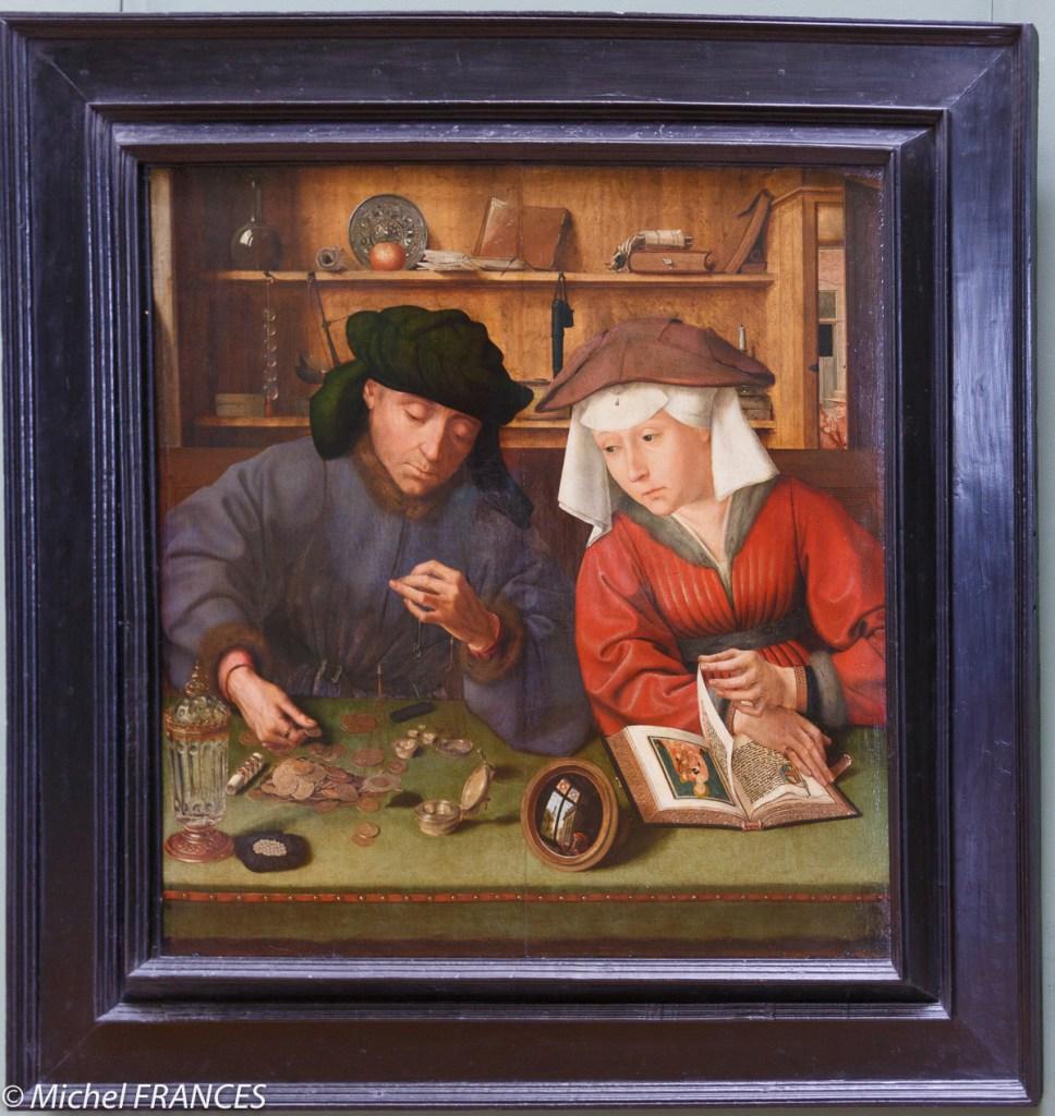 le preteur et sa femme