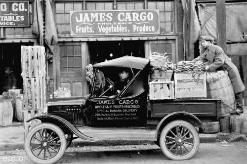 Histoire de la voiture à travers le temps