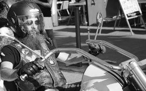 L'histoire du casque de moto