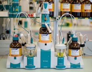 Karl Fischer : méthode chimique pour mesurer la teneur en eau