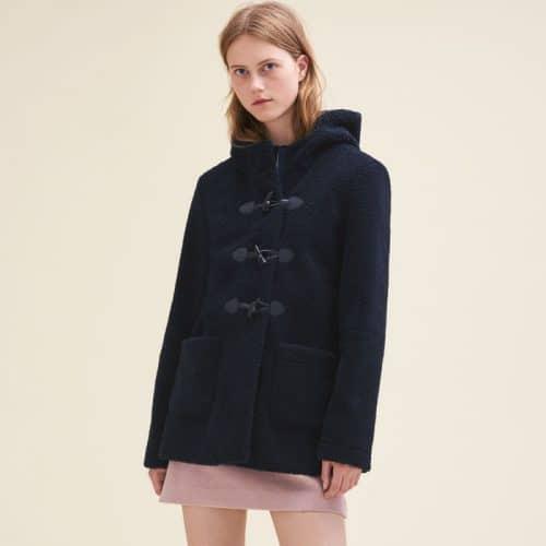 Manteau : le duffle-coat à capuche