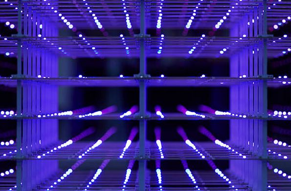 Zoom sur l'invention des LED