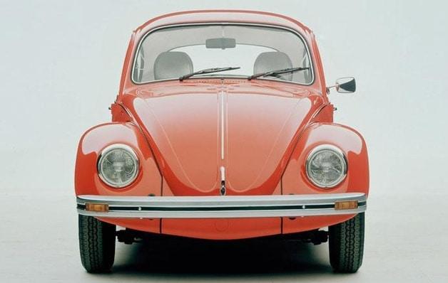 La Volkswagen Coccinelle