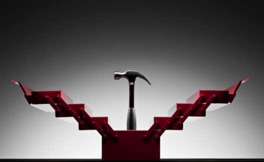 La caisse à outils