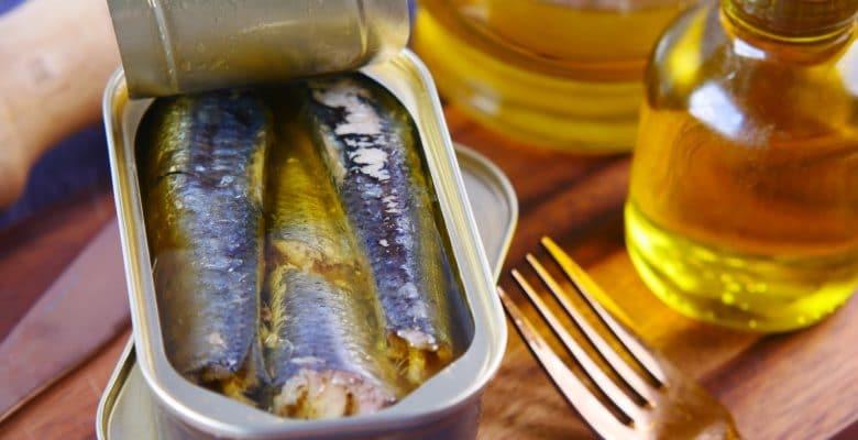 histoire de la sardine en boite