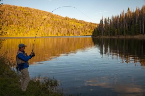 pêche de loisir