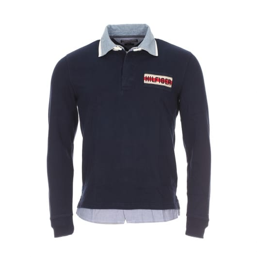 polo rugby tommy hilfiger