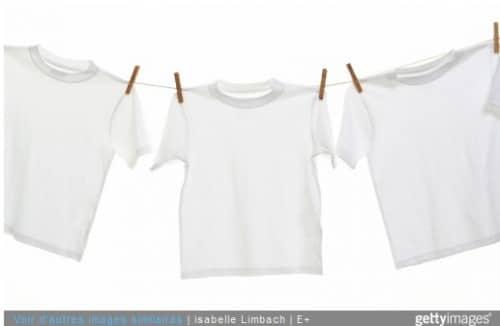 Le T-shirt : histoire et origines