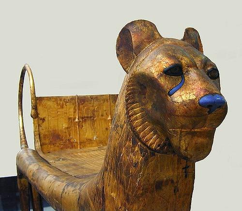 Lit funéraire en Egypte Antique