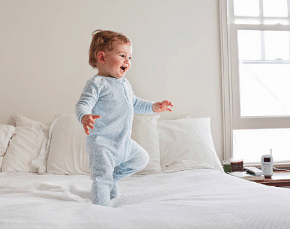 La grenouillère, pyjama classique pour les enfants